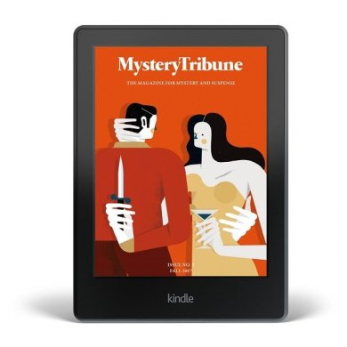 Mystery Tribune Issue #3 Digital