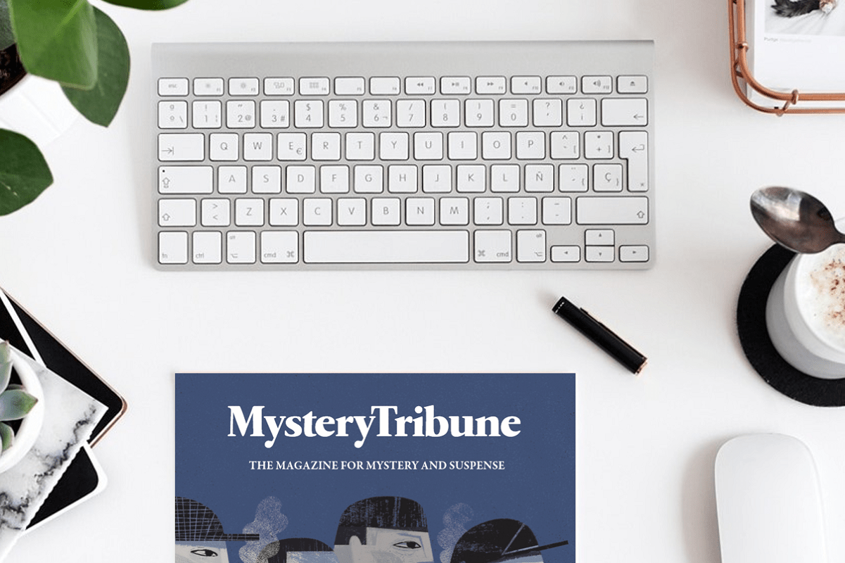 Subscribe to Mystery Tribune Magazine Print Edition