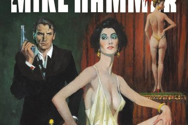 """Mike Hammer's """"The Night I died"""": A 10-Page Preview"""