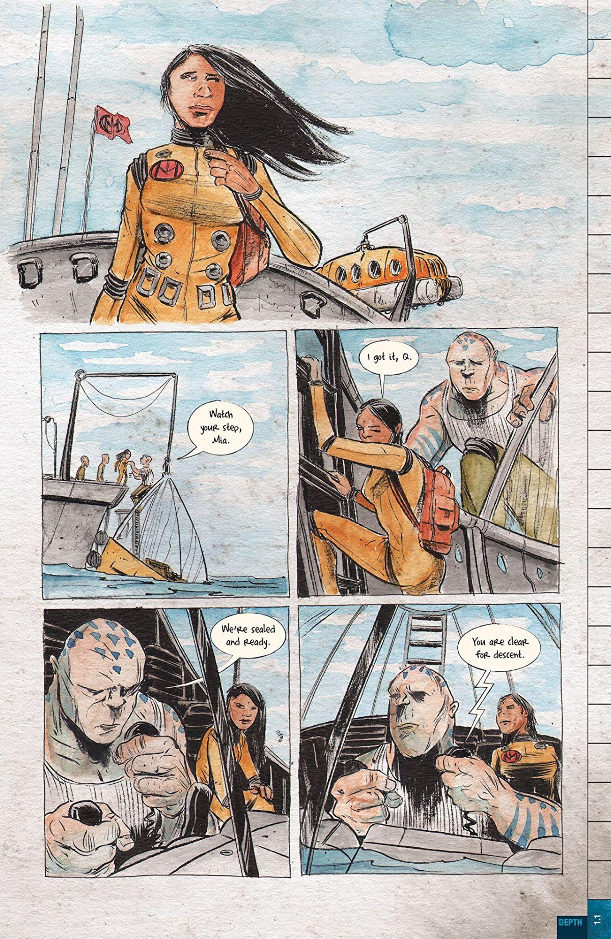 Best Of Crime Comics Dept. H Volume 1 - Pressure 2