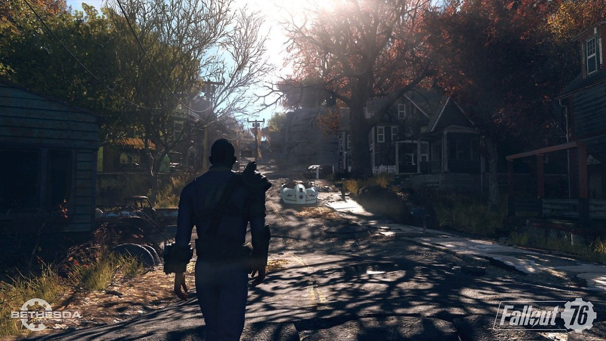 Best PS4 games 2019 action thriller edition fallout 76