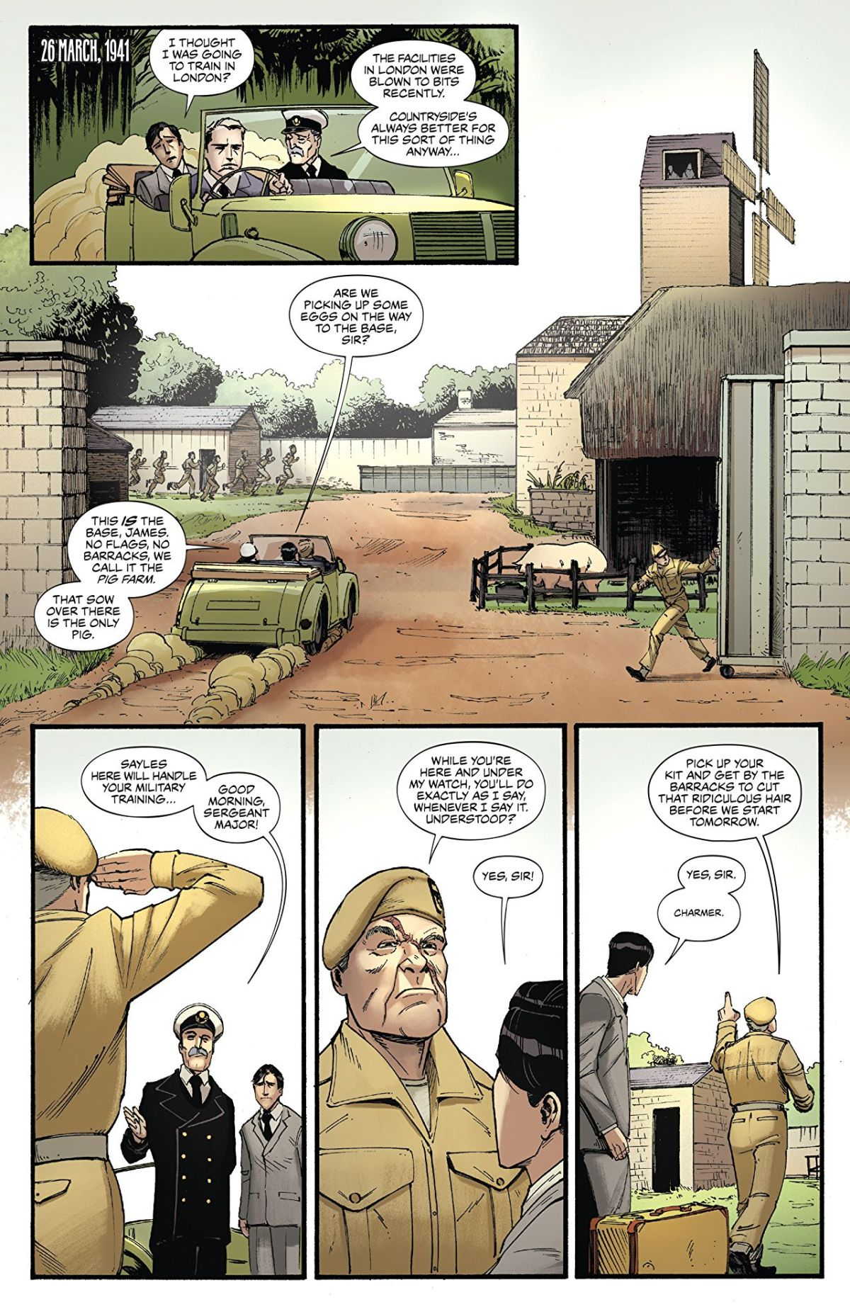 James Bond Origin Overview Of A Notable Spy Thriller Comics 3