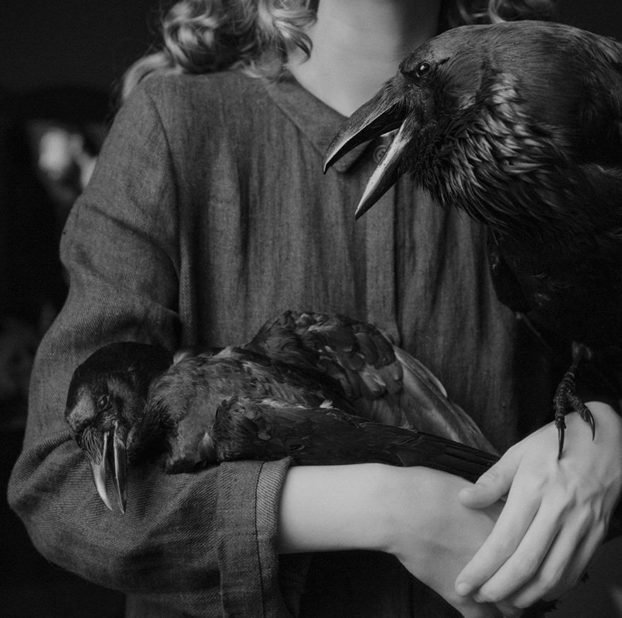 Laura Makabresku And Death In A Magical Land surreal photography 13