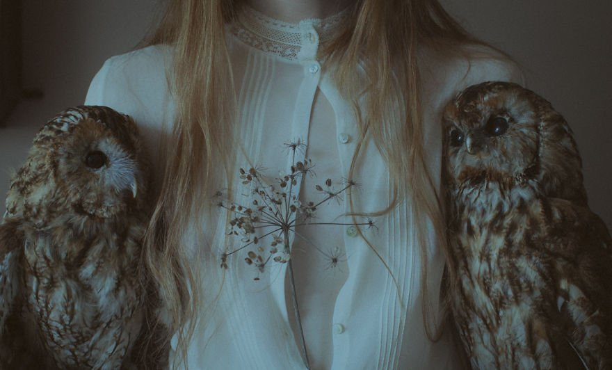 Laura Makabresku And Death In A Magical Land surreal photography 4