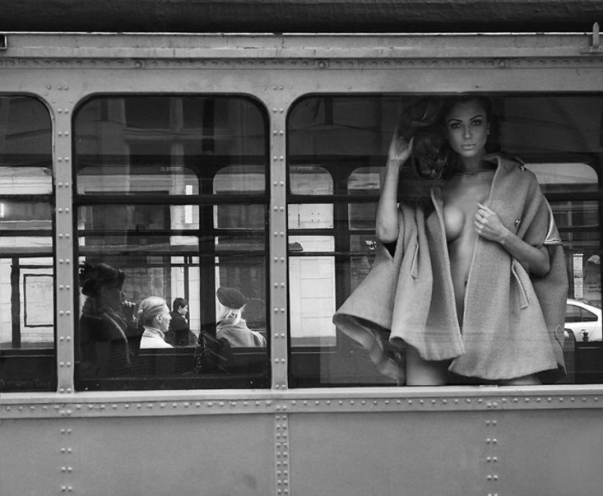 The Look Konrad Bak Surreal Photography