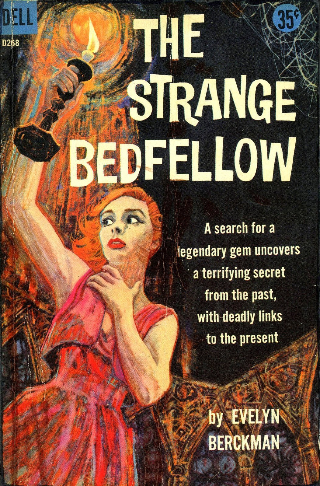 26 Best Cover Illustrators Behind Some Of The Most Iconic Vintage Crime And Thriller books James Hill