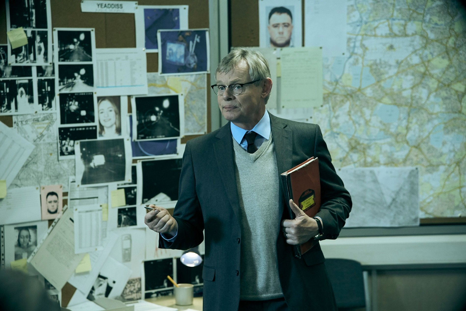 Acorn TV March 2019 Slate of Mystery, Crime Drama Shows