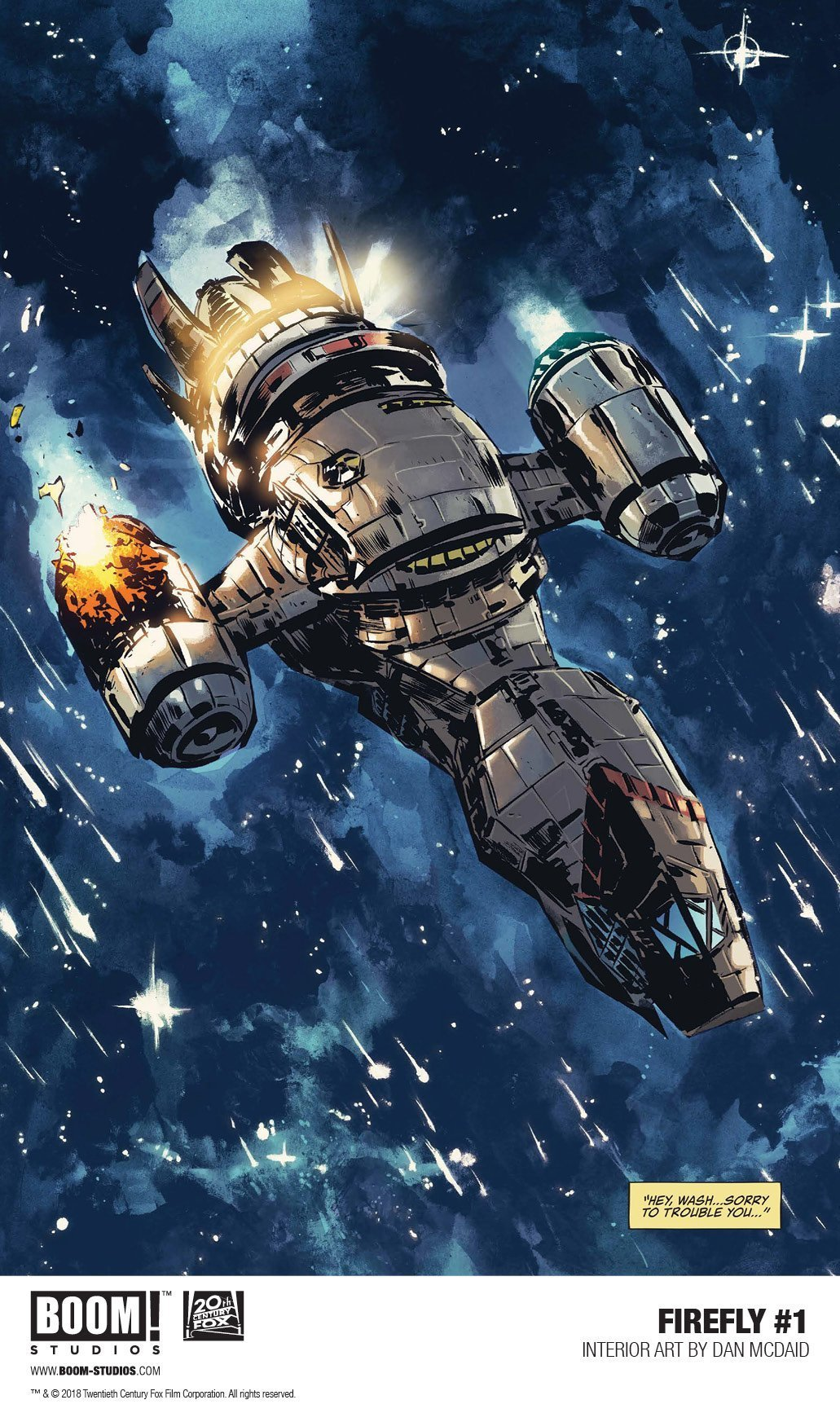 Firefly: A Space Western Comics For Adrenaline Junkies