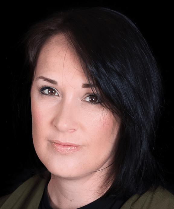 Author Olivia Kiernan crime fiction
