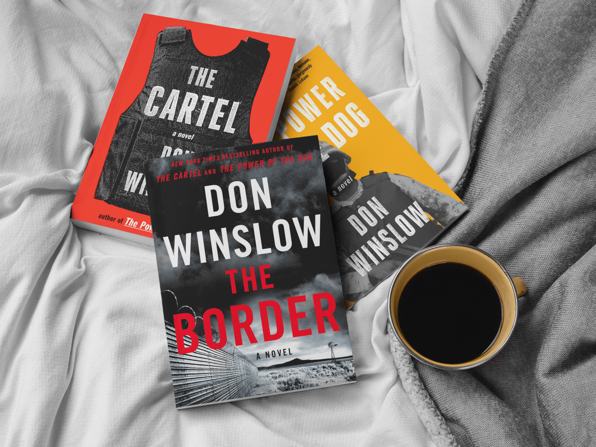 Don Winslow's Cartel Trilogy Coming To FX As A TV Series