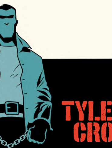 Tyler Cross Angola graphic novel review