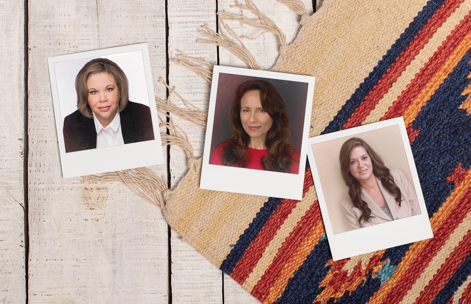 Author Conversations Isabella Maldonado, Tracy Clark, And Tori Eldridge
