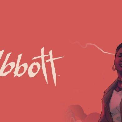 Best Of Black Crime Comics Abbott main