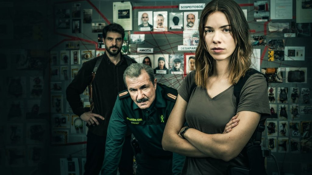 Best Spanish Crime Drama, Mystery And Thriller Shows On