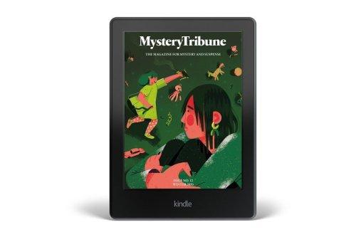 Mystery Tribune Issue #12 digital