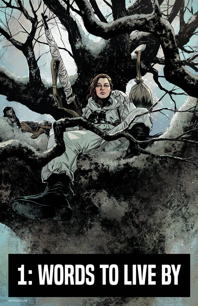 Sara A Solid World War II Thriller Comics With A Female Lead 2