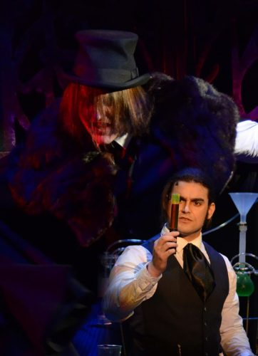 Jekyll & Hyde together