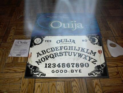 Ouija board game movies