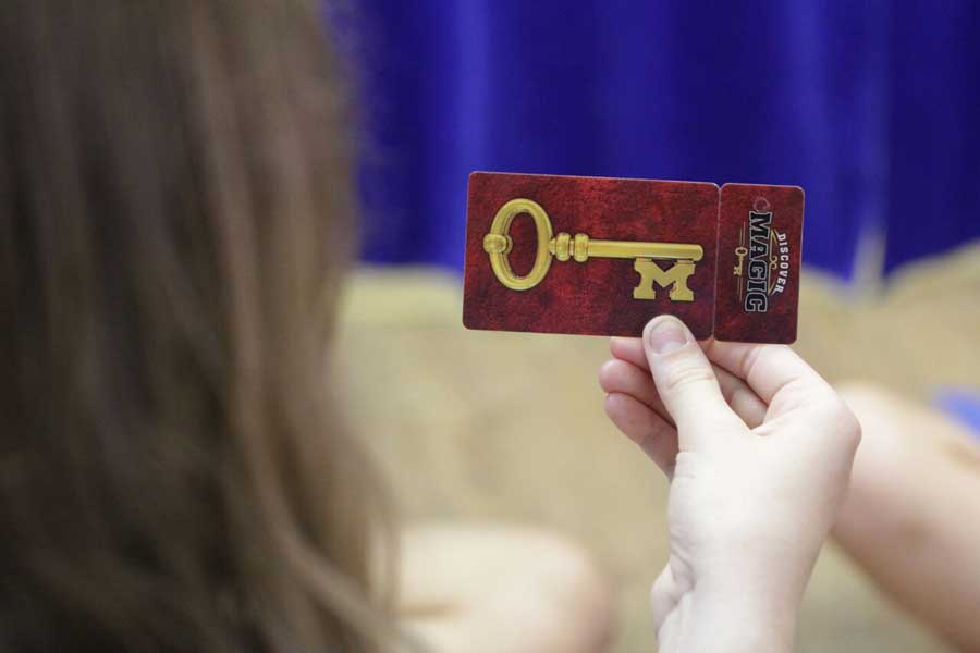 Secret password to access bonus magic instruction online