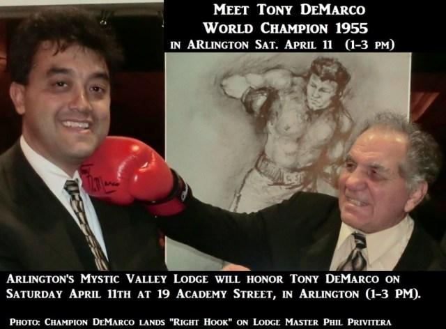 Tony DeMarco Slugs WM Privitera 2