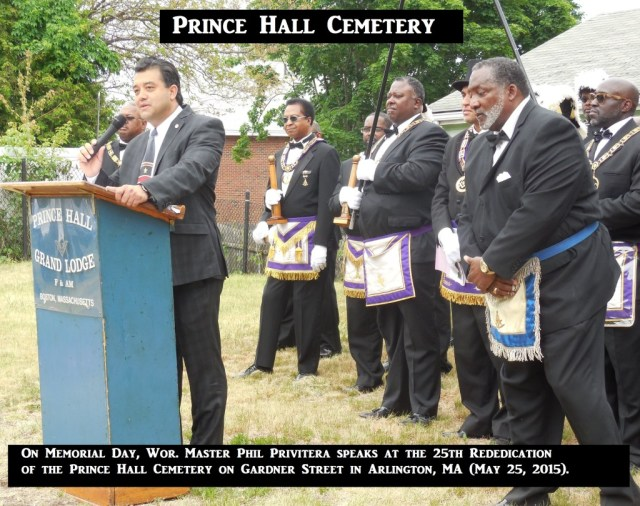 25th Rededication Prince Hall Cemetery 2015 DSCN1018