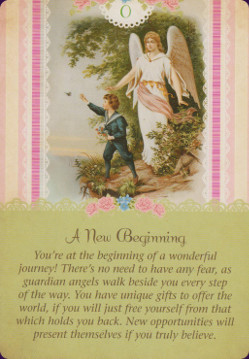 Guardian Angel Tarot Cards Doreen Virtue Amp Radleigh