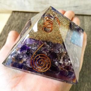 Orgone Pyramids Healing Energy Power Of Orgonite Pyramids Mystic Wish