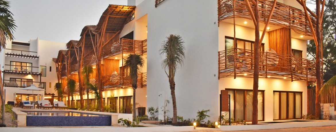 Holbox - Mystique Blue Boutique Suites