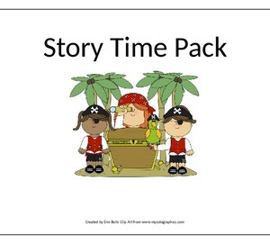 pirates story time preschool