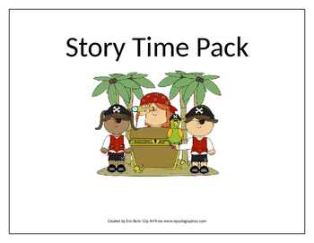 Ahoy! Pirates Story Time for Preschoolers - My Storytime Corner