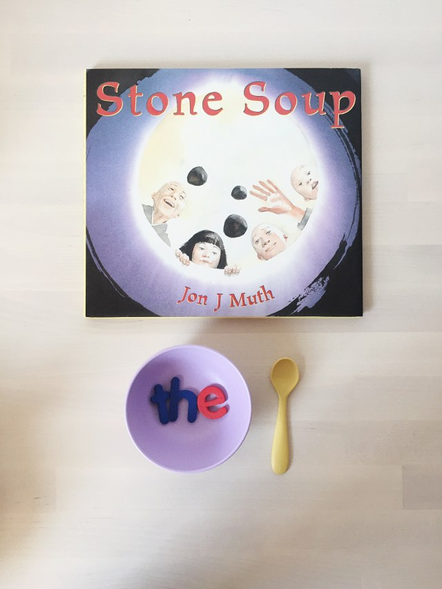 sight word stone soup