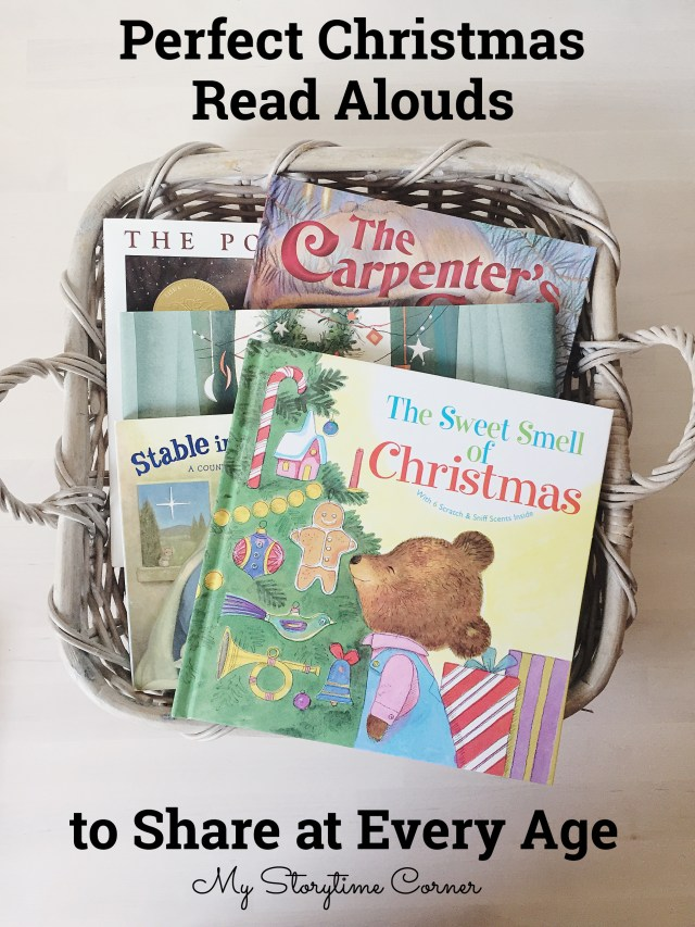 Christmas read aloud picture books