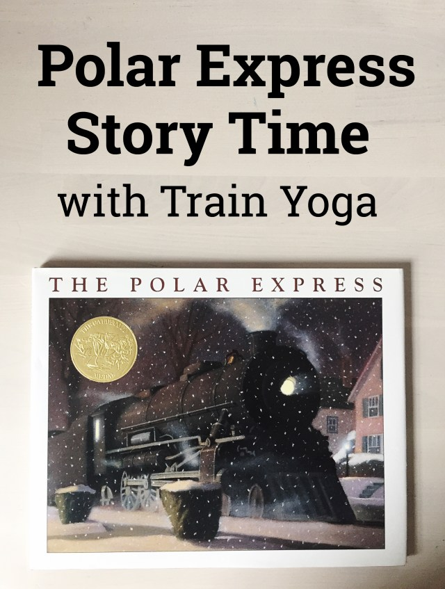 polar express story time