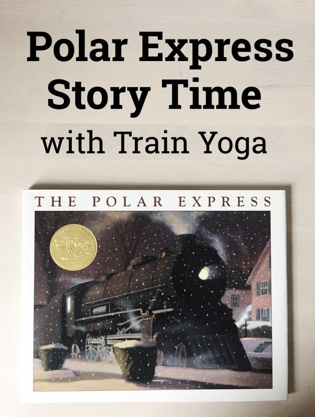 polar express story time