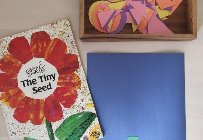Grow a Seed Storytime