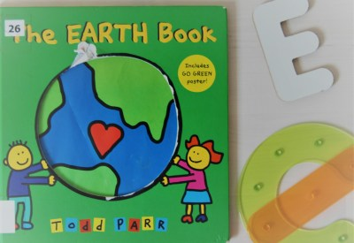 E is for Earth Day Story Time for Preschoolers
