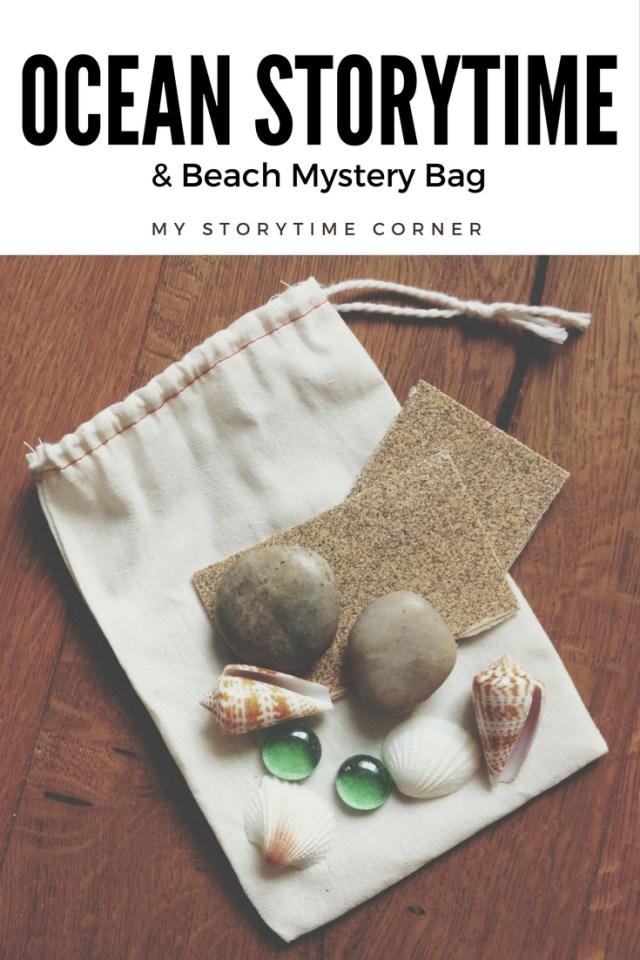 Ocean Story Time and Beach Mystery Bag