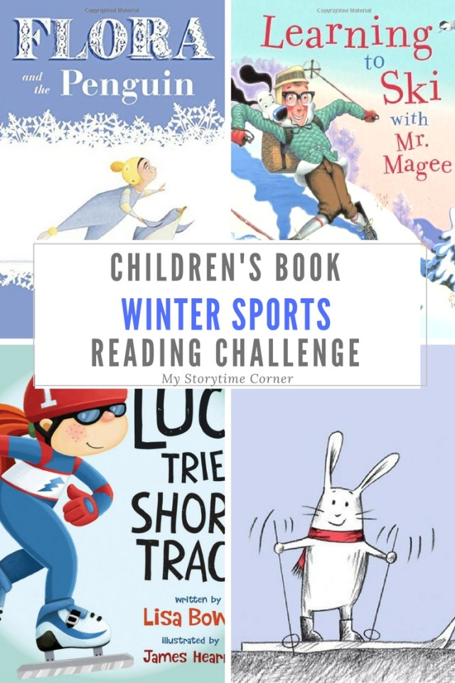 Picture Books for Preschoolers about Winter Sports