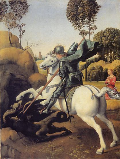 Raphael: St George