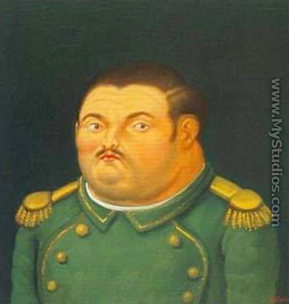 General 1996 - Fernando Botero