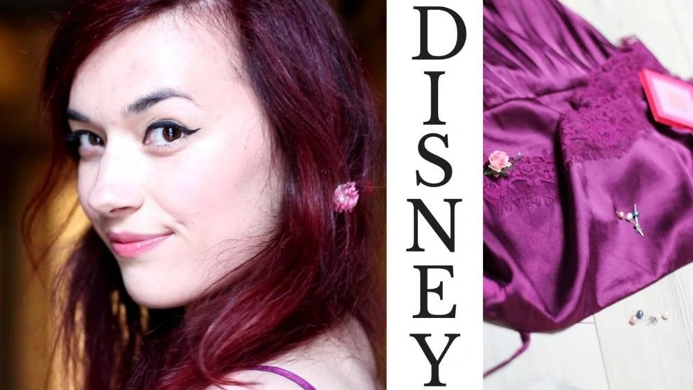 5 Disney Princesses Inspired Look