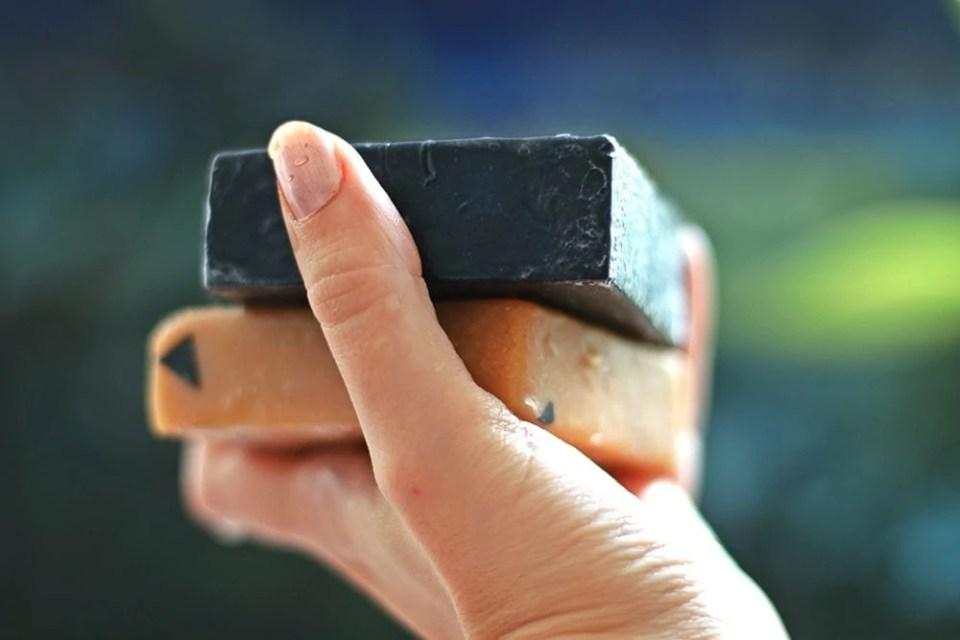 truly organic african soap bar