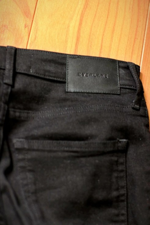 everlane jeans review
