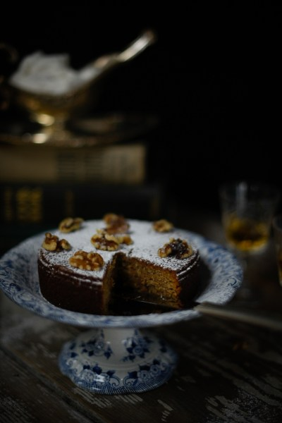 Walnut Cake and French Country Life