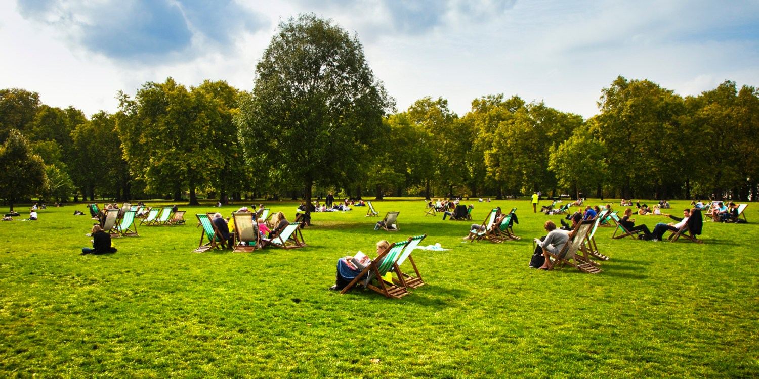 A Summer's Guide to London
