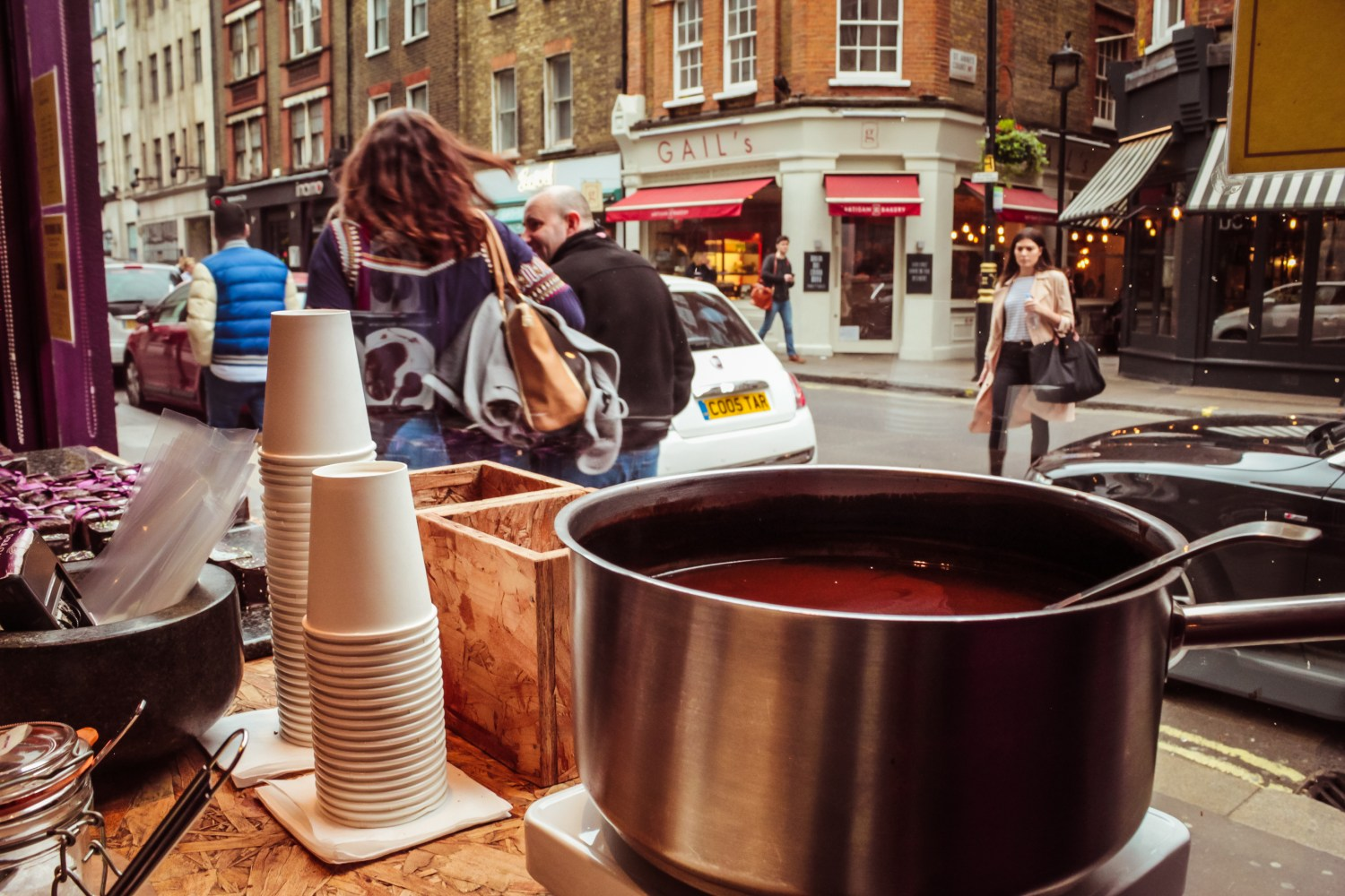 The Best Hot Chocolate in London