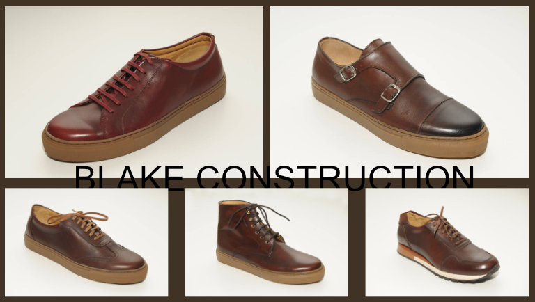 Sneakers blake construction