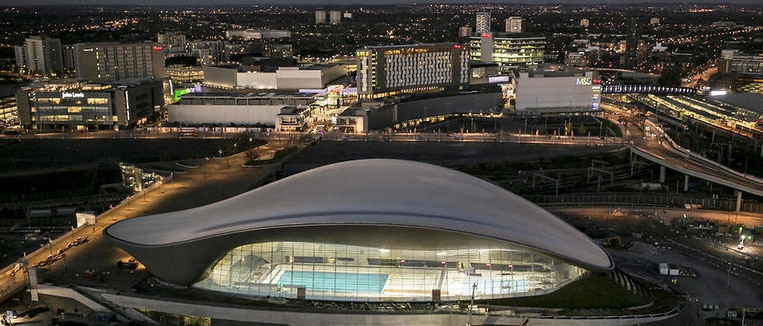 piscine olympique Londres-DR