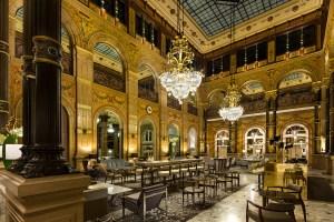 La Belle Epoque à l'Hôtel Hilton Opéra