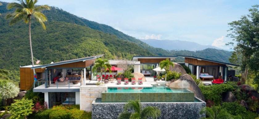 Immobilier thailande
